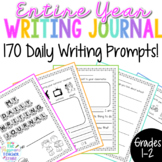 Year Long Journal Writing Prompts