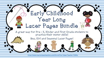 Year Long Lacer Page Project