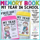Year Long Memory Book