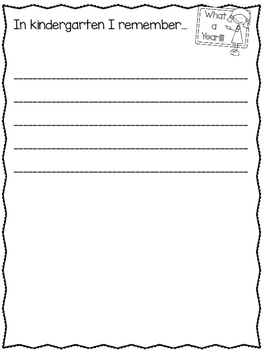 Year Long Monthly Memory Journal