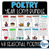 Year Long Poem and Book Set Bundle