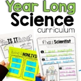 Year Long Science Click-and-Print Bundle