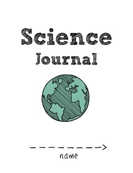 Year Long Science Observation Journal
