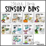 Year Long Sensory Bins Bundle