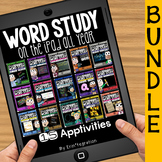iPad Activities for Spelling and Word Study