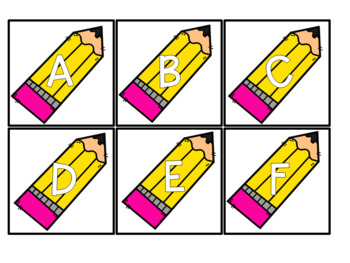 Year Long Themed Sensory Bin Letters