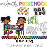 Year Long Themed Letter Sets