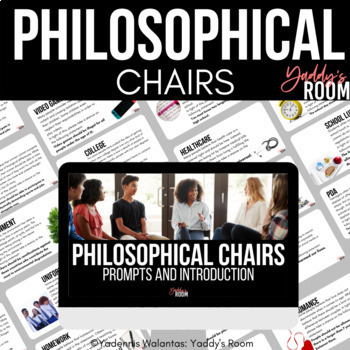 Year Long Ultimate Philosophical Chairs Activity for Every Week (AVID)