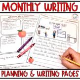Year Long Writing