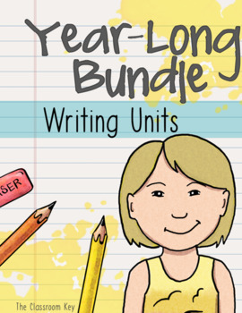 Year Long Writing Bundle