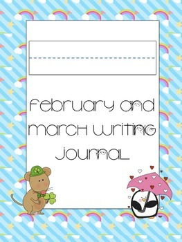 Year Long Writing Journals