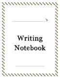Year Long Writing Notebooks (Eng/Span)