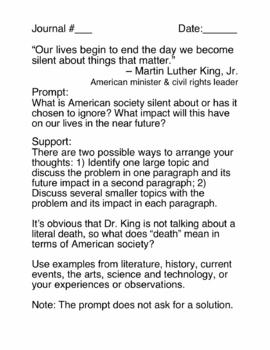 Year-Long Writing Program for 11th Grade