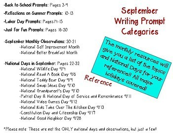 Year Long Writing Prompts & Paper BUNDLE (443 INCLUDED)!!