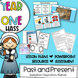Year One HASS - Past and Present *Australian Curriculum Aligned*