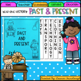 Year One History - Past and Present Flip Book