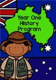 HASS | History Program: Year One