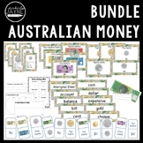 Year One Math Bundle – Australian Money