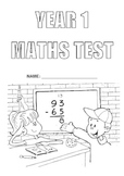 Year One Mathematics Test