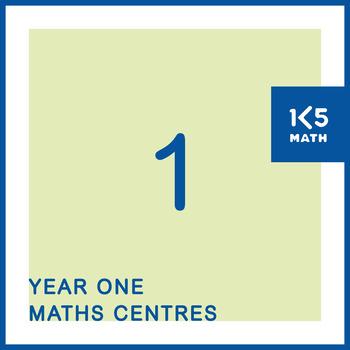 Year One Maths Centres: Australian Curriculum Aligned