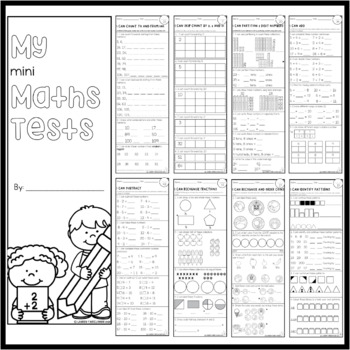 Year One Maths Tests