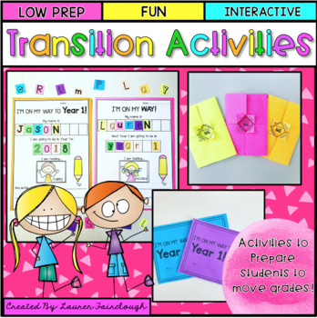 End of Year Transition Activities
