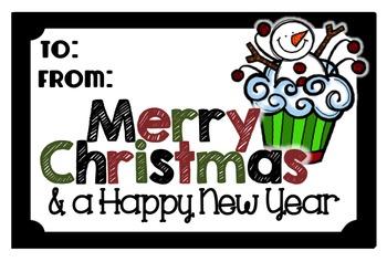 Year Round Appreciation Gift Tag Bundle