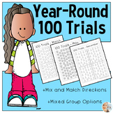 Year Round Articulation 100 Trials for Mixed Groups