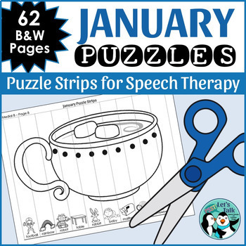 Year Round Articulation Puzzles - Savings Bundle