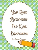 Year Round Assessment Packet