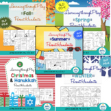 Year Round Bundle: Learning Through Play Parent Handouts