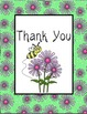 Year Round Cards - Thank You, Daily 5, Writing Center {144 cards}