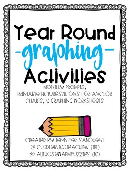 Year Round GRAPHING Activities