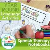 Year Round Language Activities for Notebooks