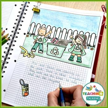 Year Round Language Activities for Notebooks