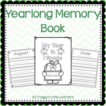 Yearlong Memory Book