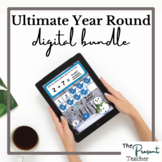 Year-Round Primary Digital Google Slides Activities