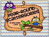 Year Round Scattergories