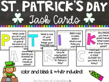 Year Round Task Cards