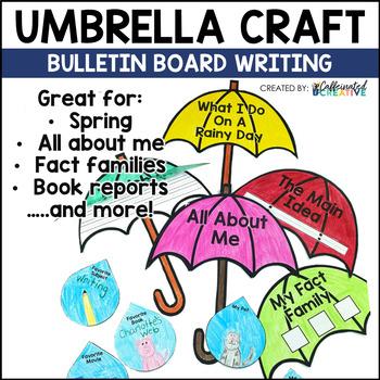 Umbrella Writing and Craft