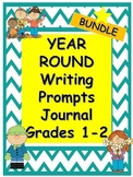 Year Round Writing Activities- Grades 1-2 BUNDLE