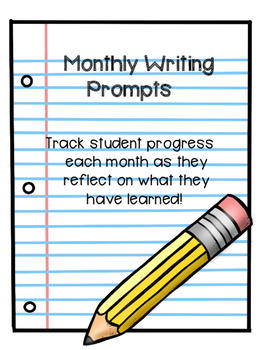 Year Round Writing Prompts