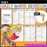 Year Three Maths Revision: Book 4