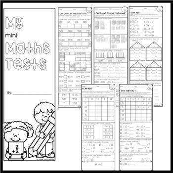 Year Three Maths Tests