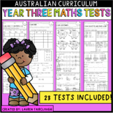 Year Three Maths Tests