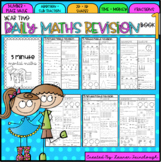 Year Two Daily Maths Revision - Book 1