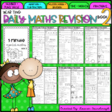 Year Two Daily Maths Revision - Book 2