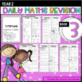 Year Two Daily Maths Revision - Book 3