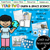 Year Two Earth & Space Science   Australian Curriculum   Water & Sustainability