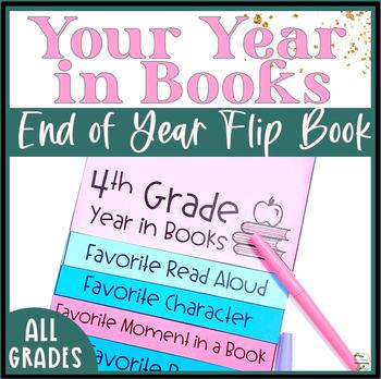 Year in Books Flip Book